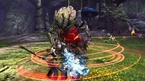《群龍默示錄》Dragon's Prophet 職業展示影片 龍血鬥士 Guardian