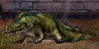 Slinking Razormaw Dragon