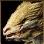 Glaring Wolfwing Dragon Icon