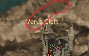 Verus Cleft Map