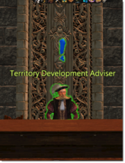 Territory Development Adviser