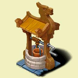 Wooden WellDecor