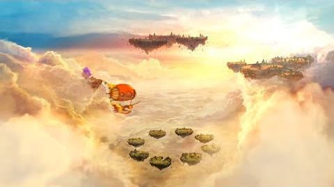 Dragons World promo new islands en