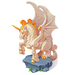 Rhino Dragon StatueDecor