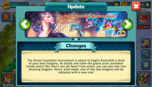 Tournament LIX Update