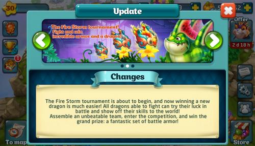 Tournament LXXXI Update