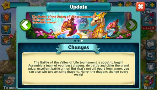 Tournament LXXXVIII Update