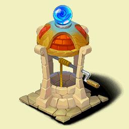 Stone WellDecor