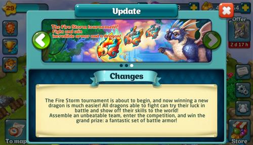 Tournament LXXIX Update