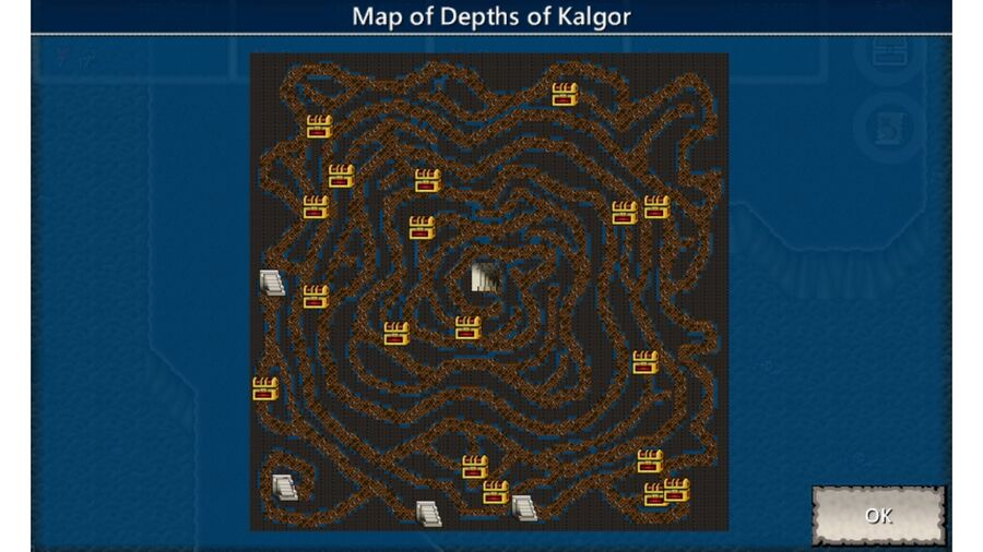 Depths of Kalgor