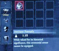 Antiquepanoply