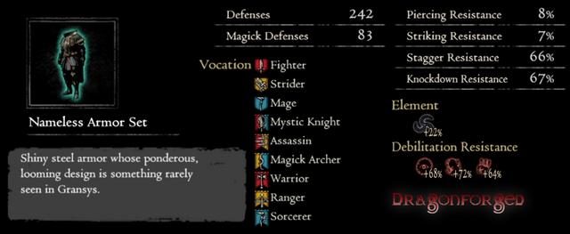 Snap Nameless Armor Set Dragon S Dogma Wiki Fandom Powered