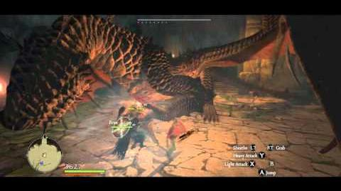 3 Dragons slain in 55 seconds ! Mystic Knight vs 1 Wyvern, 1 Drake, 1 Wyrm (E)