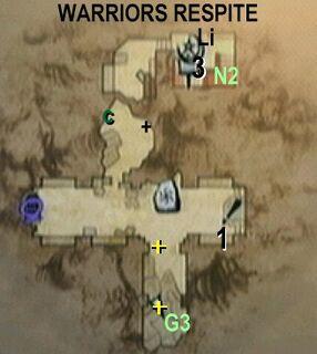 POST 15 - Warriors Respite