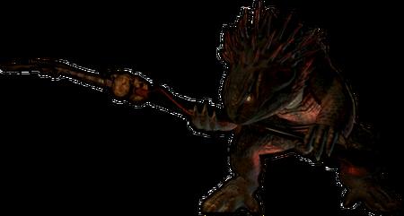 Monster Giant Geo Saurian