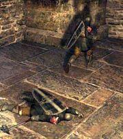 Mystik knight guard 1-002