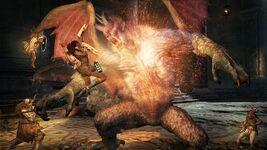 how to kill daimon dragons dogma