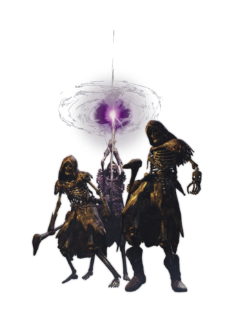 Skeleton Mage01
