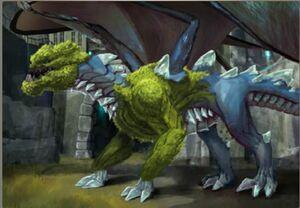 Dragonpetreo