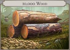 10k Wood icon