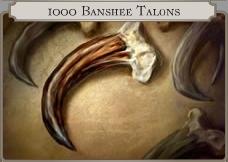 1000 Banshee Talons icon