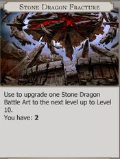 Stone Dragon Fracture