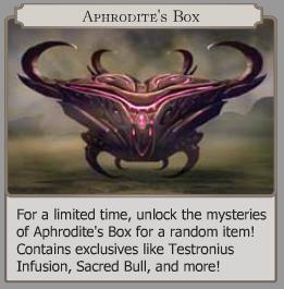 Aphrodite's Box