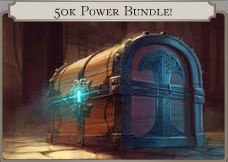 50k Power Bundle! icon