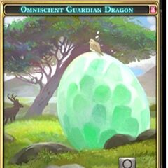 Omniscent guardian Dragon