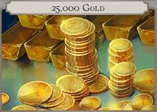 25k Gold icon