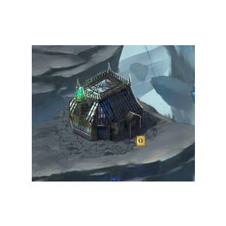 Steelshard Caverns Greenhouse level 0