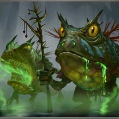 Venom Dwellers: Swamp Scales