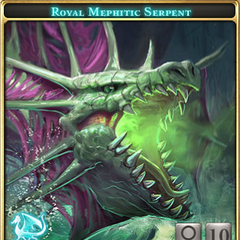 Royal Mephitic Serpent