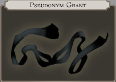 PseudonymGrant
