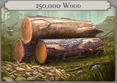 250k Wood icon