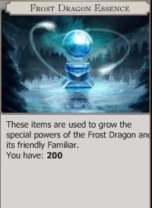 Essence frost