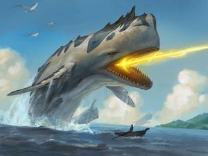 Arctic Leviathan