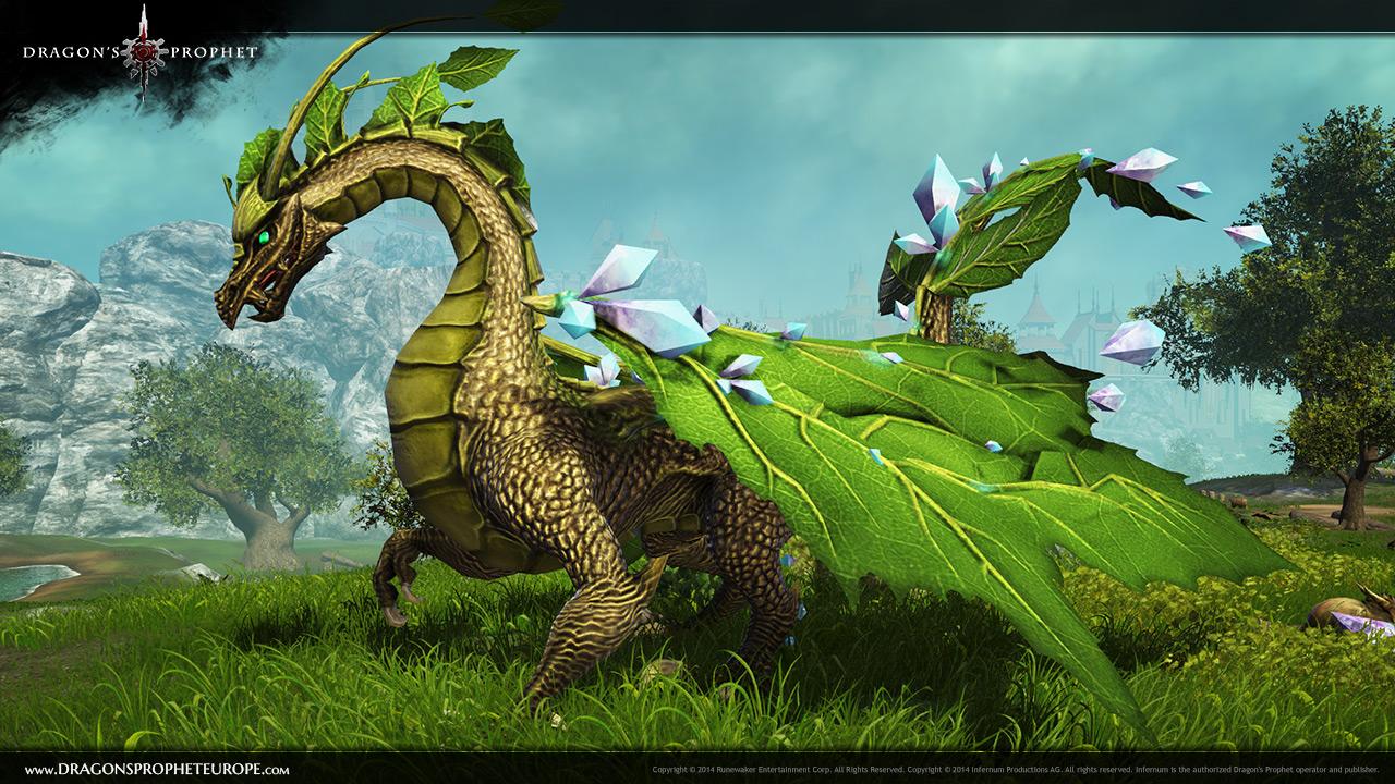 Sylvaran dragonsprophet wiki fandom powered by wikia - Images de dragons ...