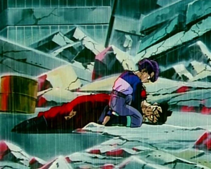 Image - Future Gohan dead.png | Dragon Universe Wikia ...