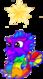 RainbowDragonBabyStar