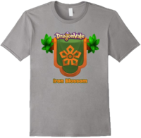 DragonValeT-Shirt-House-of-the-Iron-Blossom-Slate