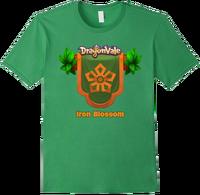 DragonValeT-Shirt-House-of-the-Iron-Blossom-Grass
