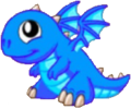 BlueFireDragonBabyOld.png
