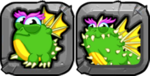 CactusDragonButton