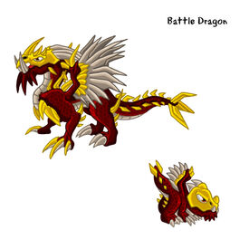 Battle Dragon