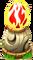 Heat Pedestal