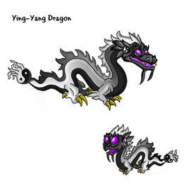 Ying-Yang Dragon