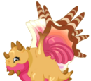 Conch Dragon