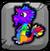 RainbowDragonBabyButton
