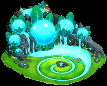 Fountain Of Youth Dragon Mania